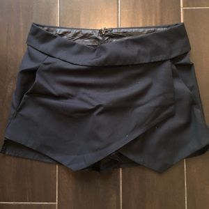 Black skort Tobi Size S